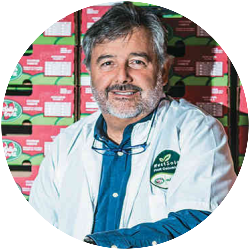 Pedro Agular board member of the Colombia Avocado Board
